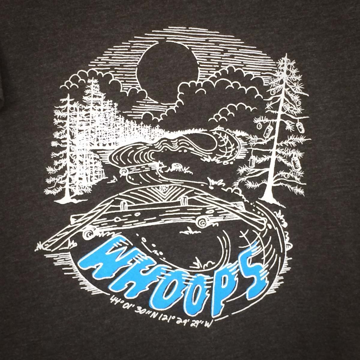 Whoops Trail T-shirt