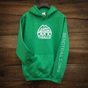 Green Bend Trails Hoodie