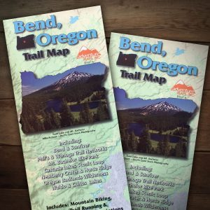 Bend Area Trail Map