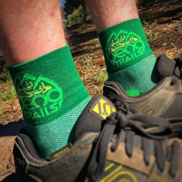 Bend Trails Bike Socks