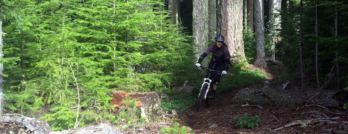 Mountain Biking Trails in Bend, Oregon