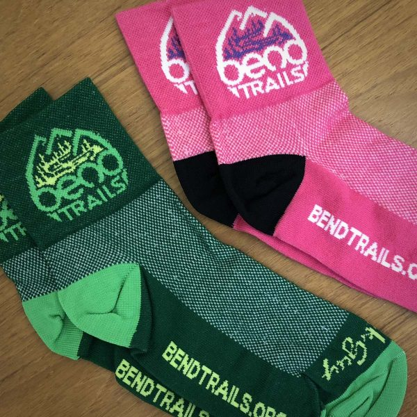 Bend Trails Mountain Bike Socks
