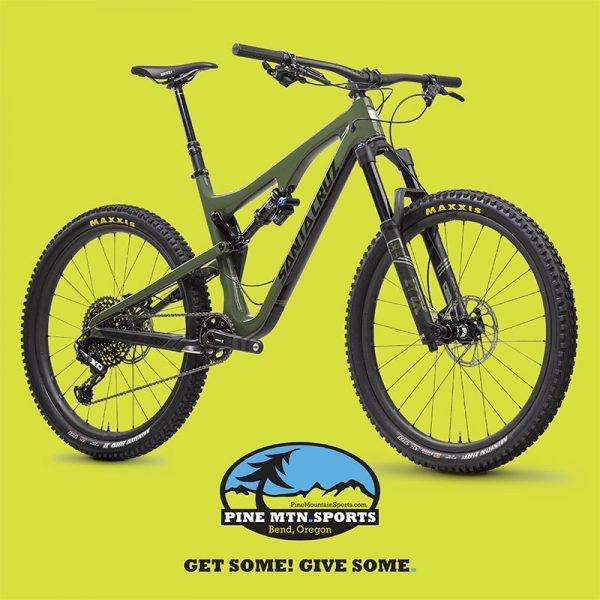 Bronson Mountain Bike Raffle