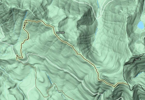 Browder Ridge