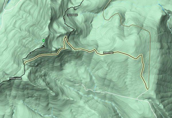 Bugaboo Ridge