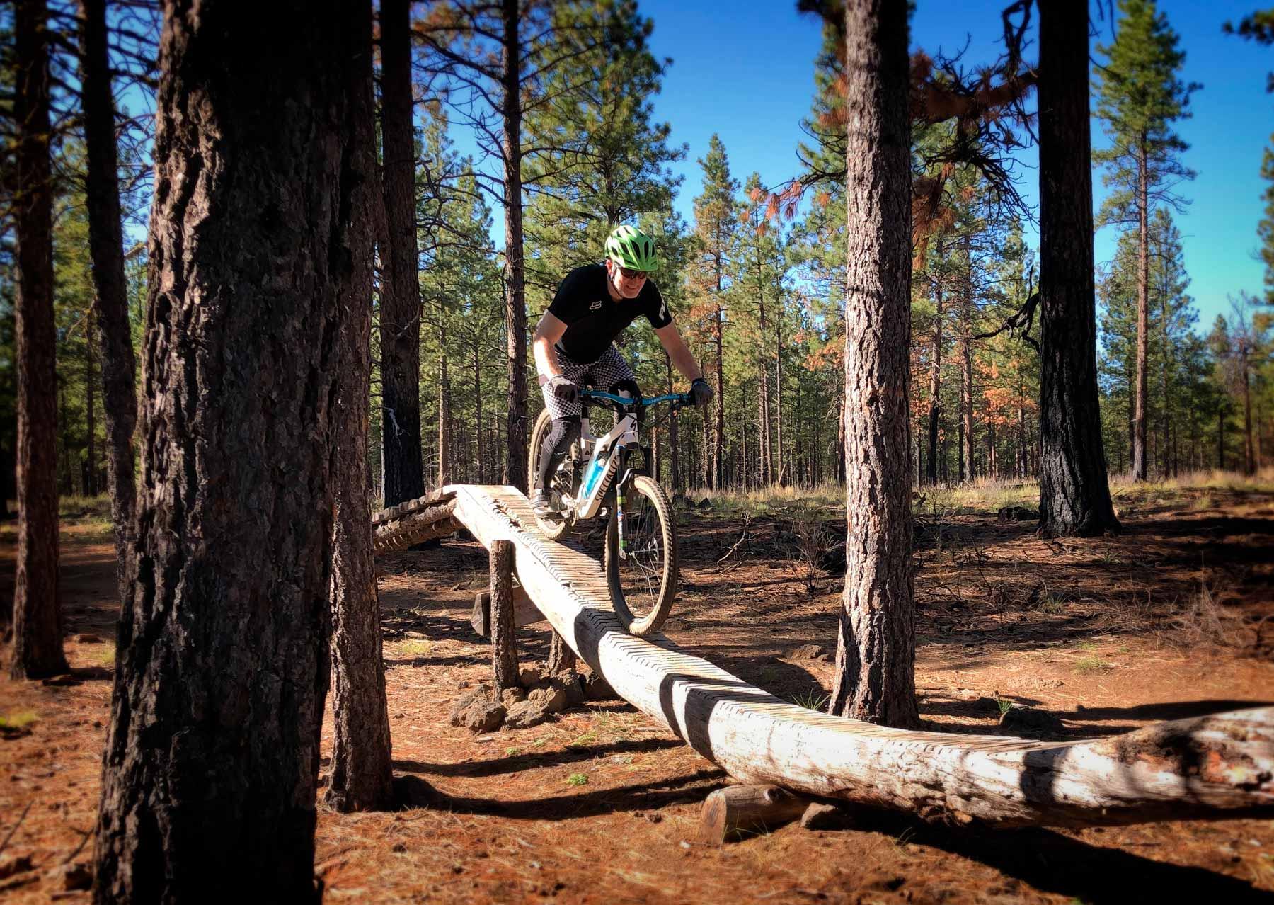 COD Trail Nessie Log Ride