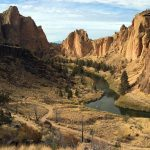 Smith Rock Canyon Trail