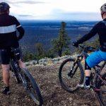 Client Butte Trail Summit