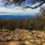 Mountain Biking Cline Buttes
