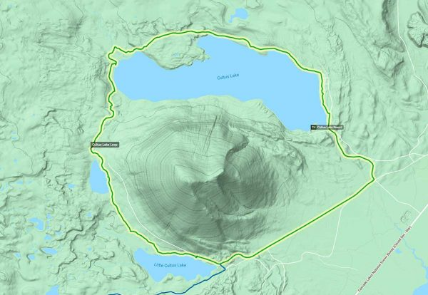 Cultus Lake Loop