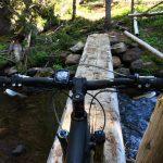 Cultus Lake Stream Crossing