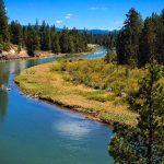 Fall River Trail La Pine State Park