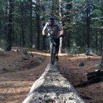 Grand Slam Log Ride Stunt
