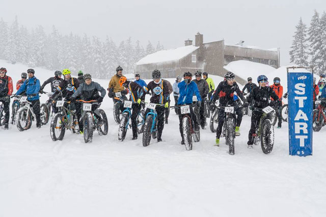 Great Nordeen Ski/Fatbike Race
