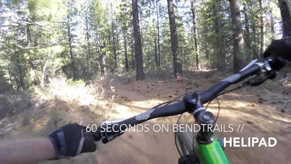 Helipad Trail Bend Oregon