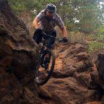Helipad Trail MTB Rock Garden