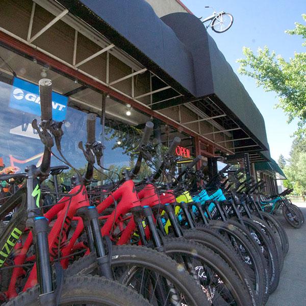 Hutchs Bike Shop Bend