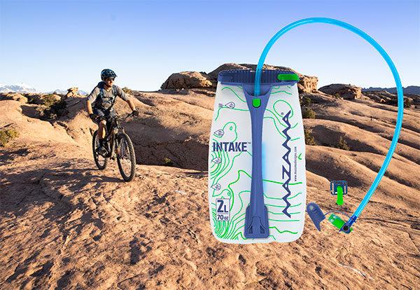INTAKE Hydration Reservoirs