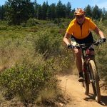 KGB Mountain Bike Trail in Bend