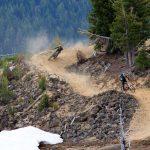 Lava Flow Trail at Mt. Bachelor Bike Park