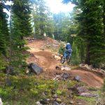 Lava Flow Trail at Mt. Bachlor
