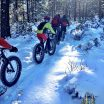 MTB in Bend on Fatbikes