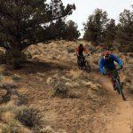 Mountain Biking Sand Canyon