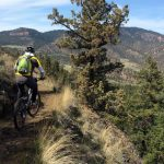 Mountain Biking Cougar Creek by Travis Holman