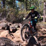 Mrazek Trail Rocky Section