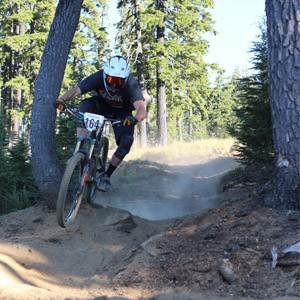 Mt. Bachelor Gravity Race Series