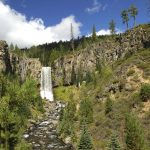 North fork Tumalo Falls