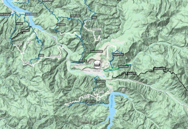 Oakridge Oregon