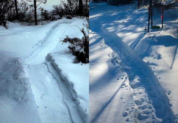 Post-holes, Multi-Use Trails & Etiquette