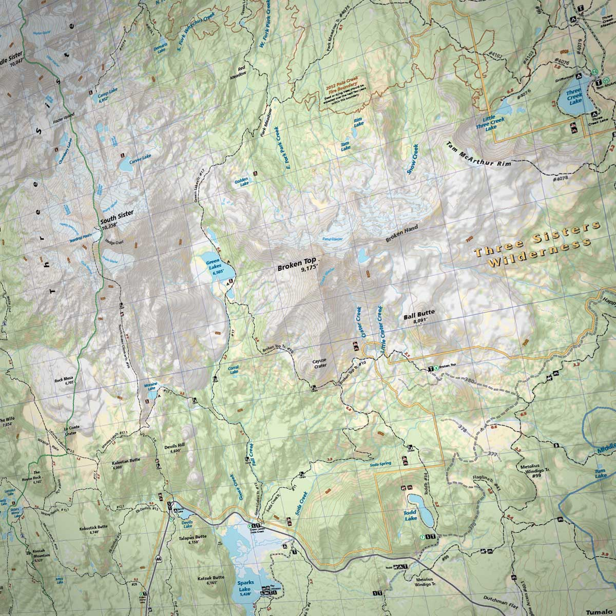 Three Sisters Wilderness Adventure Map on mt. lassen on us map, obsidian trail map, bend map, sisters mountains, three sisters map, visit orlando map, 3 sisters tx map, sisters ranger district map, bonanza ranch nevada map, sisters or, ida st stayton map,