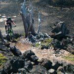 Rockfall DH Trail at Mt Bachelor