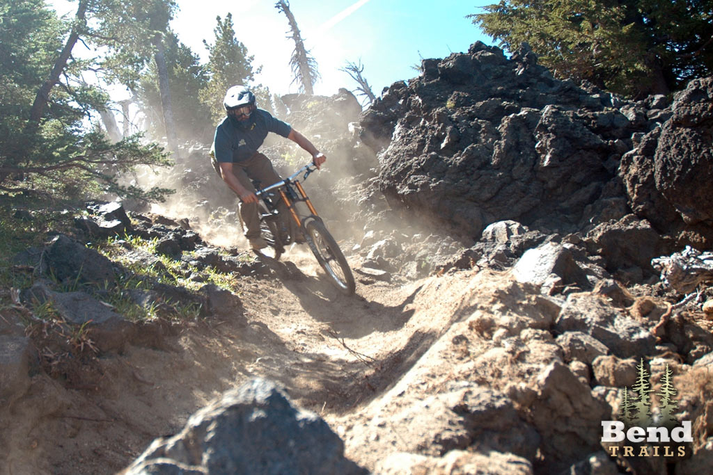 Rockfall Mountainbike Trail