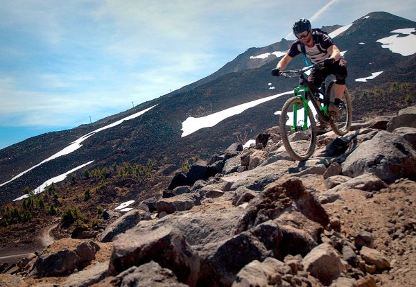 Rockfall Trail at Mt Bachelor
