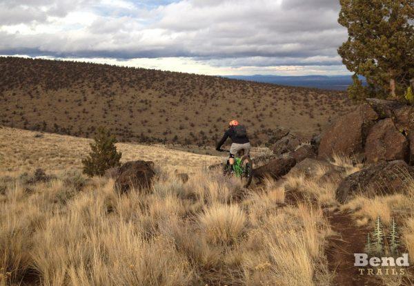 Mountain Biking Golden Basin