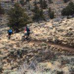 Sand Canyon DH Trail