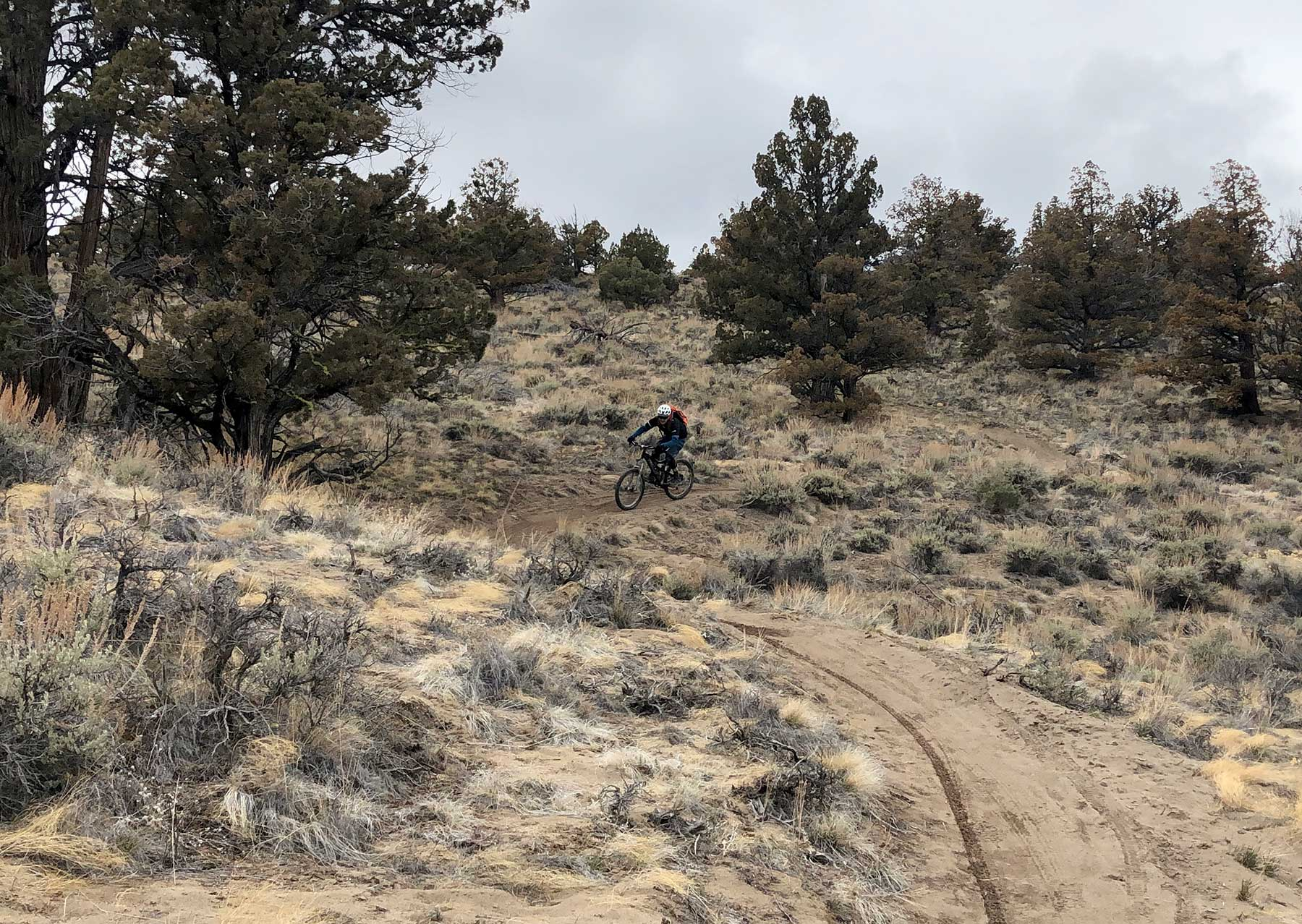 Sand Canyon Trail Bend Oregon