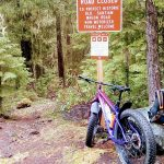 Santiam Wagon Road Trail Head