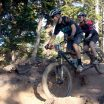 Tandem MTB on Last Chance