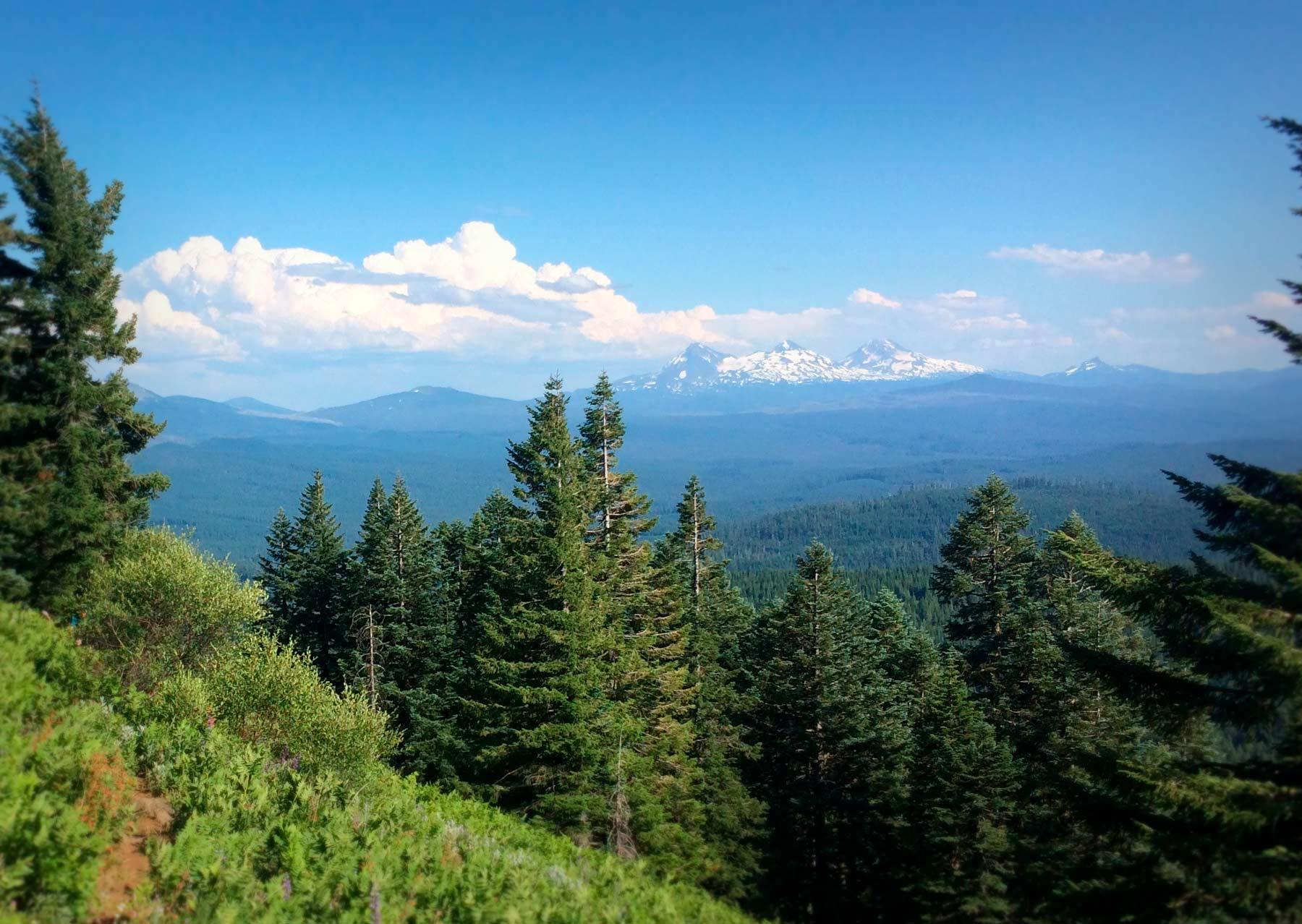 The Cascade Crest