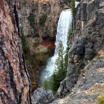 Tumalo Falls from the Farewell Trail