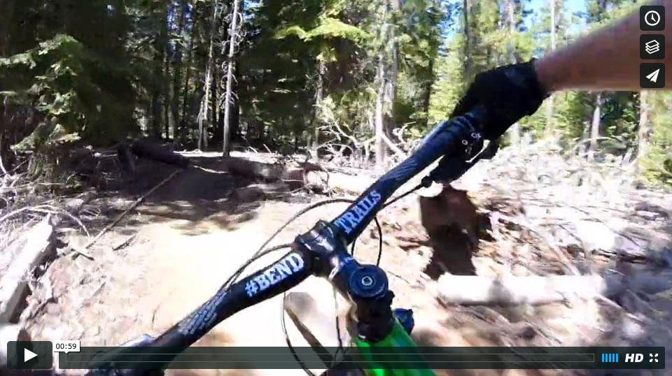 Tumalo Ridge Trail