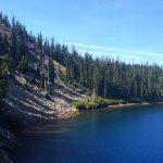West Side of Waldo Lake Trail