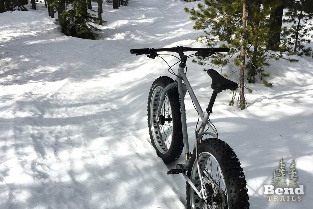 Wanoga Fat Bike Trails Long Loop Bendtrails