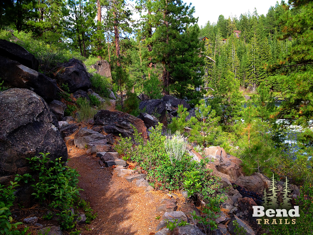 Deschutes River Trail Map » Bend Trails