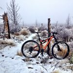 Horse Butte Snow