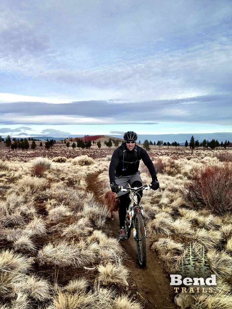 Mountain Biking Horse Butte Trails